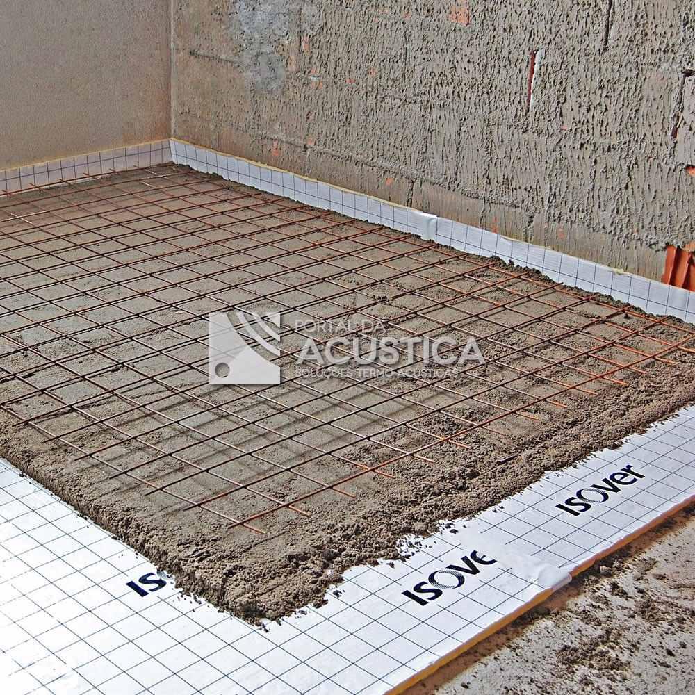 Polietileno - Isolação de pisos